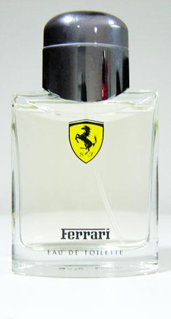 The Ferrari Perfume